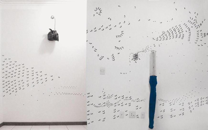 Individual e coletiva apresentam novas faces da arte de Brasília