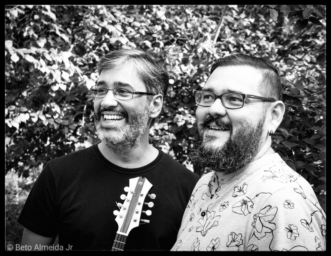 Duo de Voz e Bandolim