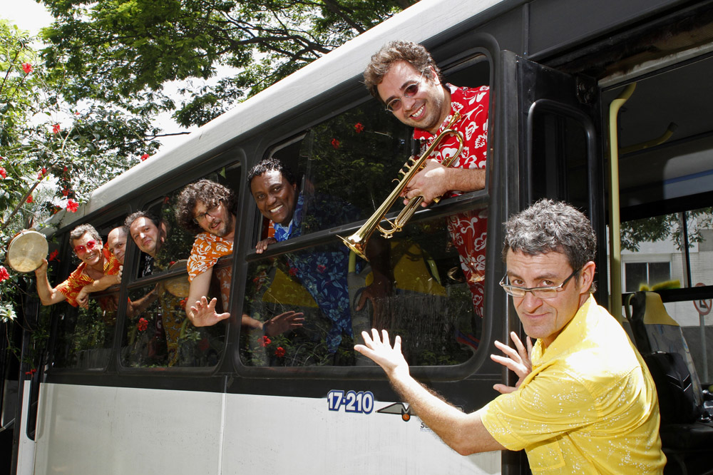 Maurício Pereira e o Carnaval Turbilhão