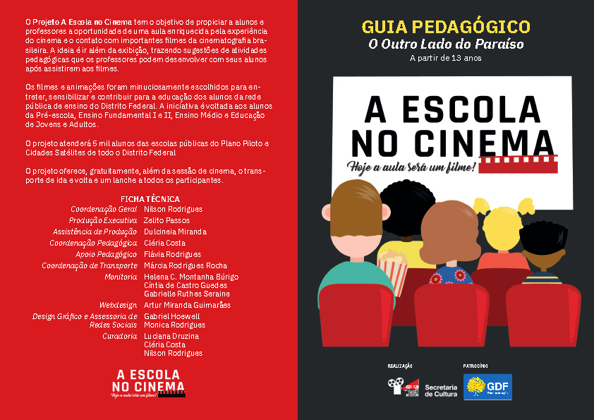 A ESCOLA NO CINEMA